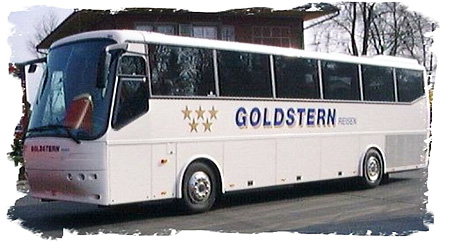 Bus Goldstern-Reisen